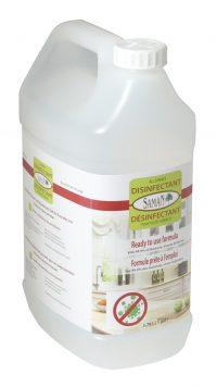 Produits nettoyants et désinfectants